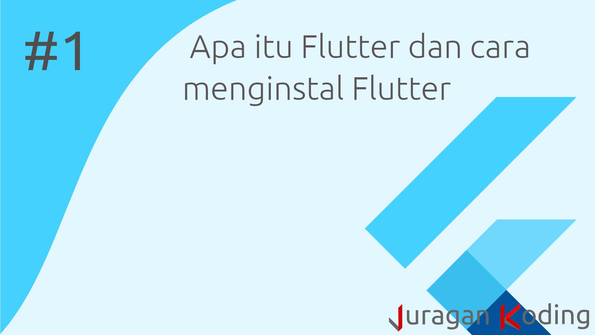 25+ Cara Install Flutter Di Vs Code mudah